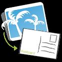 Postcard Editor icon
