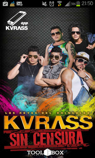 #20. Grupo Kvrass (Android)