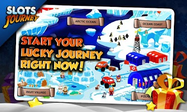 screenshot of Slots Journey