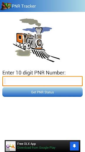 PNR Tracker