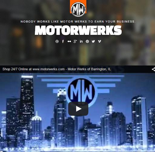 MOTORWERKS CARS Spare Parts