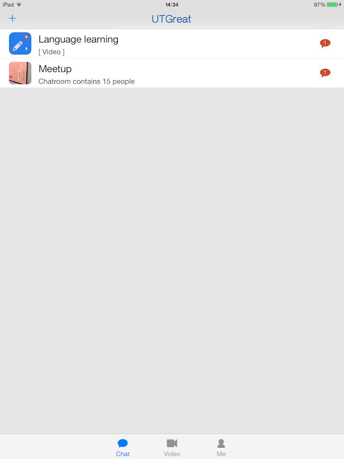 UTGreat Whiteboard - screenshot