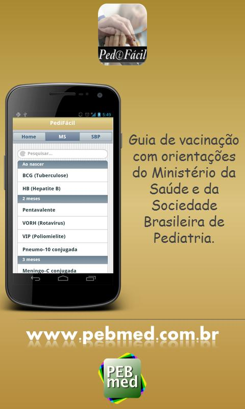 PediFácil - screenshot