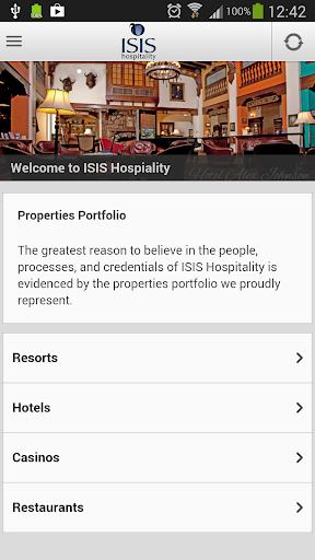 ISIS Hospitality
