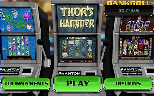 Thors Hammer Slot - Play for Free Instantly Online