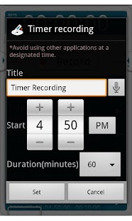 VoiceRecorder Pro - screenshot thumbnail