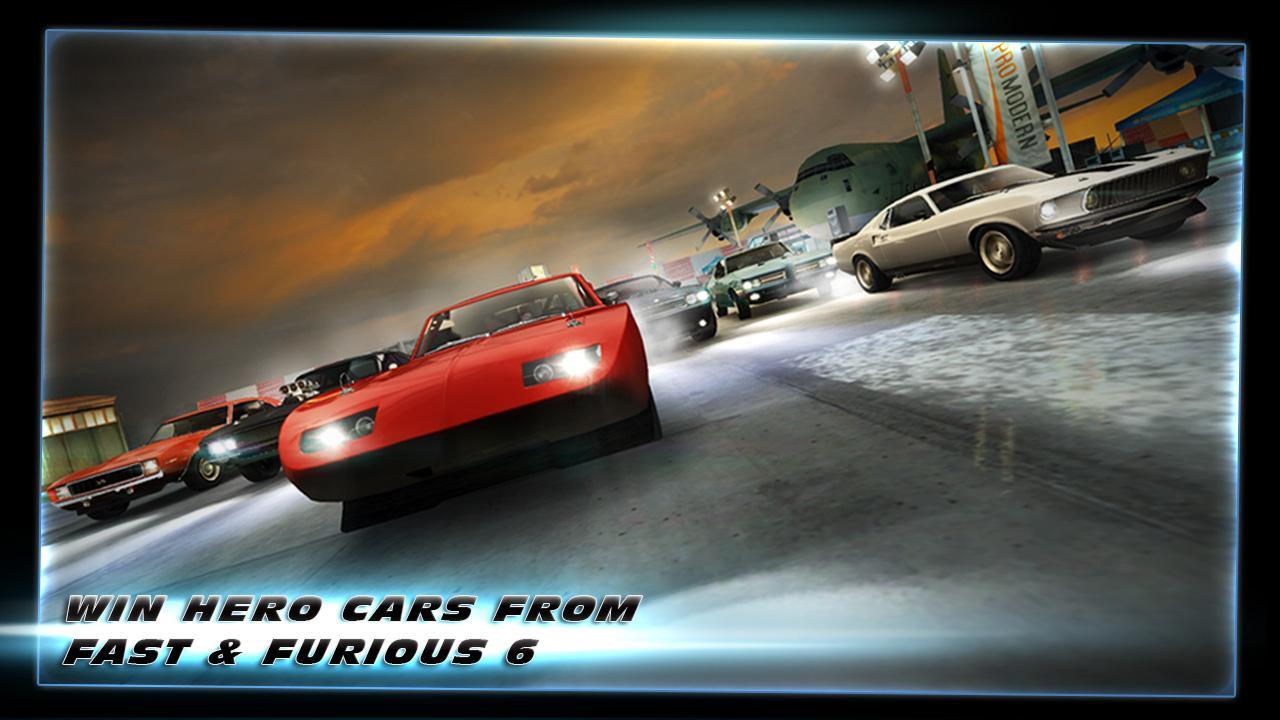 Fast & Furious 6: The Game screenshot #8
