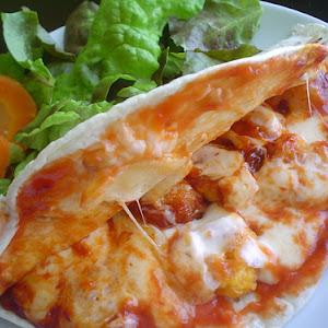 Chicken and Chipotle Chili Quesadilla