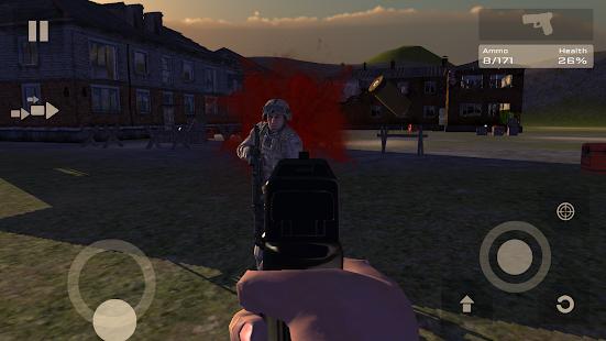 Mafia Guns Shooter screenshot