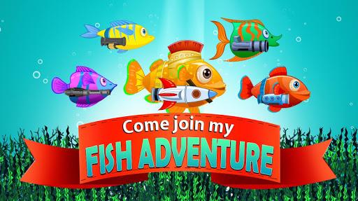 Bubbles The Fish Adventure