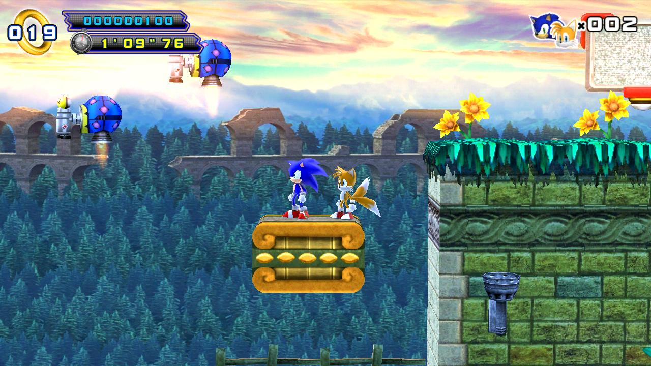Sonic 4 Episode II screenshot #13