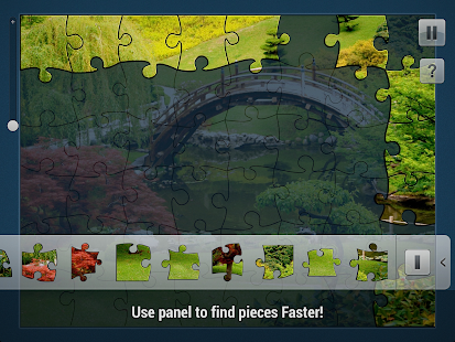 Jigsaw Puzzle Maker - screenshot thumbnail