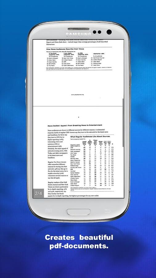 DocScanner S - screenshot