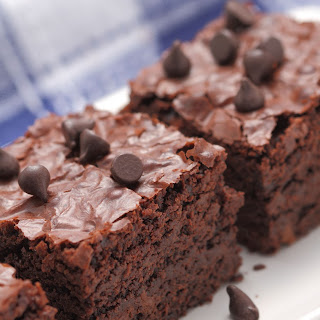 Fudge Brownies.