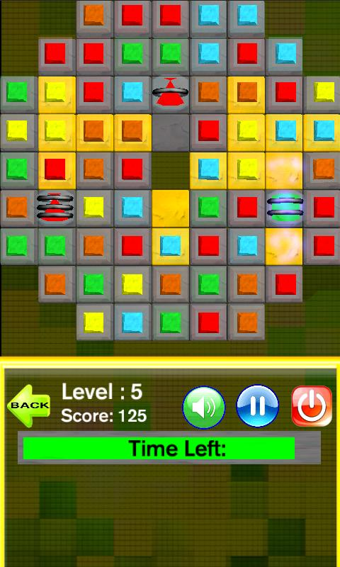 Yellow Blocks - screenshot