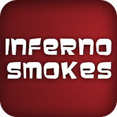 CS:GO smokes (Inferno)