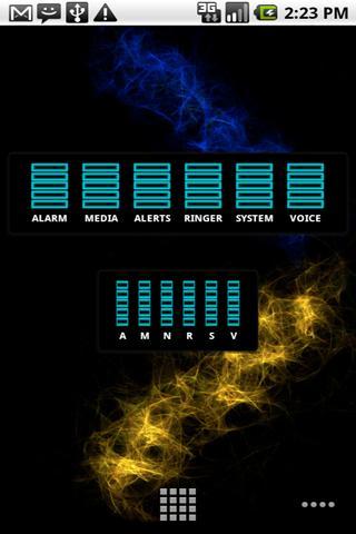 AM Skin: Neon Blue- screenshot