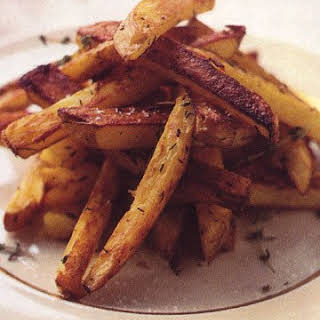 Oven Fries.