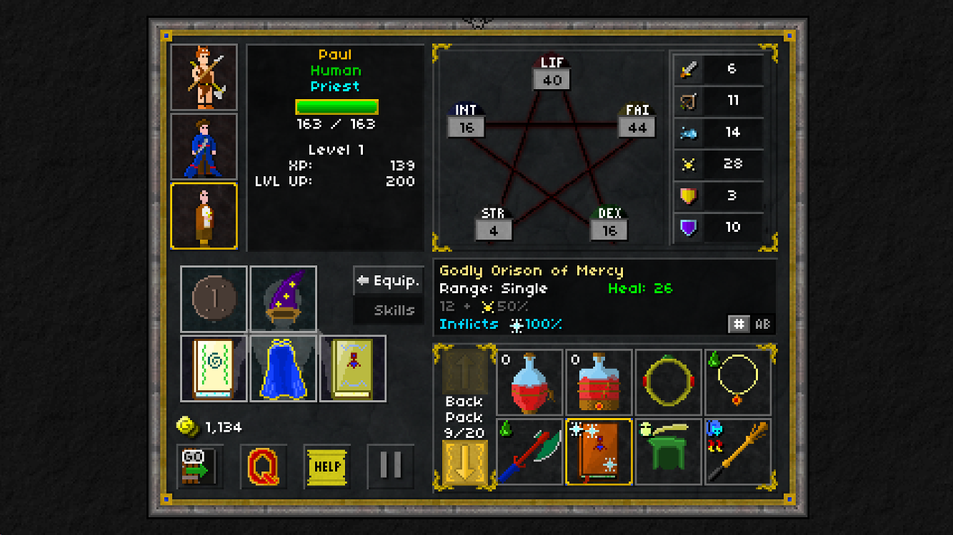 Pixel Heroes: Byte & Magic screenshot #3