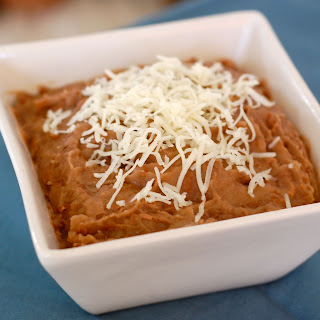 Easy Slow Cooker Refried Beans