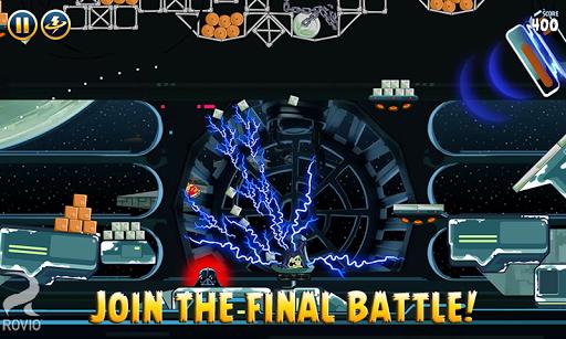 Angry Birds Star Wars HD screenshot 5