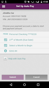 Ally Auto Mobile Pay - screenshot thumbnail