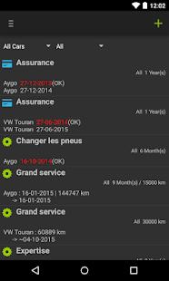 My Cars (Fuel logger++) - screenshot thumbnail
