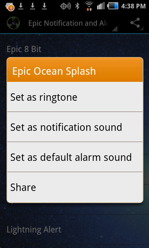 Epic Sleep Fan Sounds and FX- screenshot