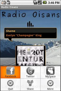 Radio Oisans - screenshot thumbnail