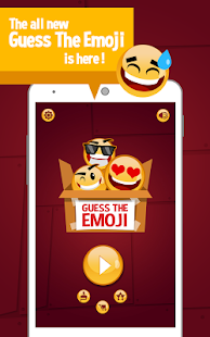 Guess The Emoji - Emoji Quiz- screenshot thumbnail