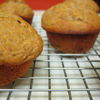 Gluten Free Muffins made with Bob's Red Mill Cereal