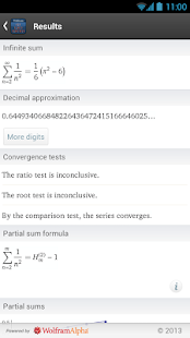 Discrete Math Course Assistant - screenshot thumbnail