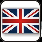 British Flag doo-dad