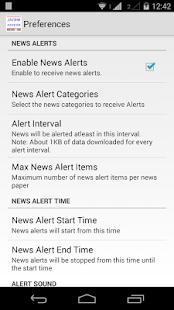 Telugu News Alerts & Live TV - náhled