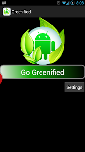 Greenified - Save your Battery- screenshot thumbnail