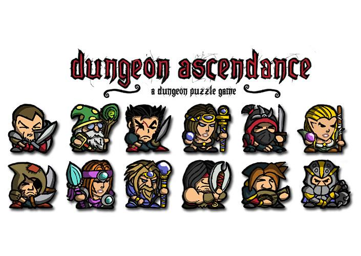 Dungeon Ascendance Roguelike- screenshot