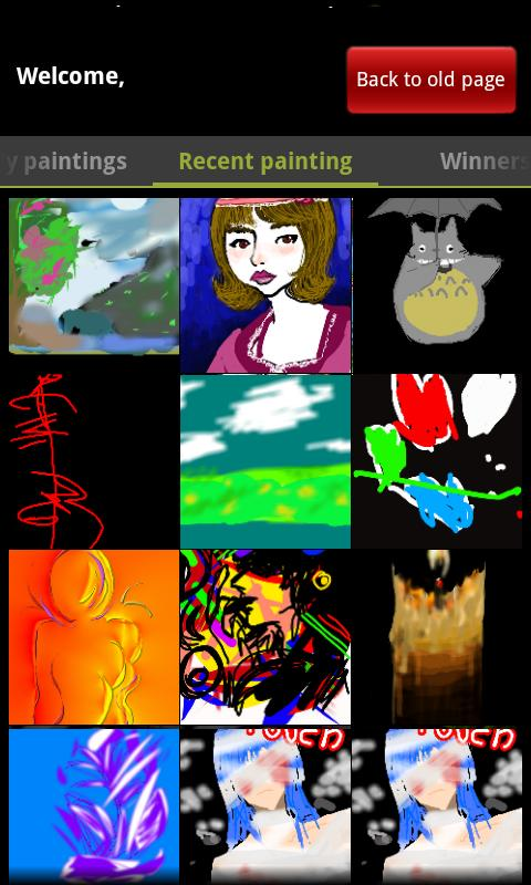 Paint Easy: Layer based- screenshot