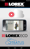 Screenshot of Lorex ECO Stratus