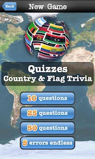 Geography Quiz Game - screenshot thumbnail