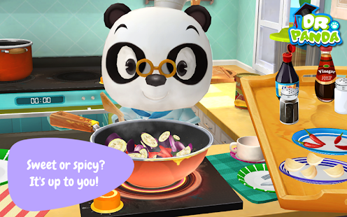 Dr. Panda Restaurant 2 Screenshot