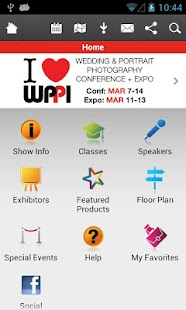 WPPI 2013 - screenshot thumbnail