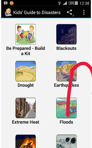 Kids' Guide to Disasters