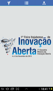 Inovação Aberta Itajubá screenshot