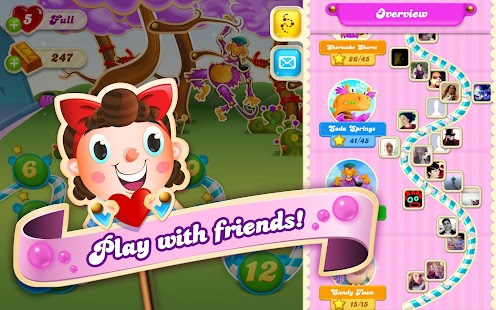 Candy Crush Soda Saga Screenshot 22