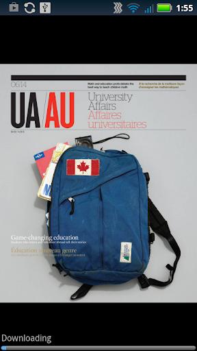 University Affairs Magazine