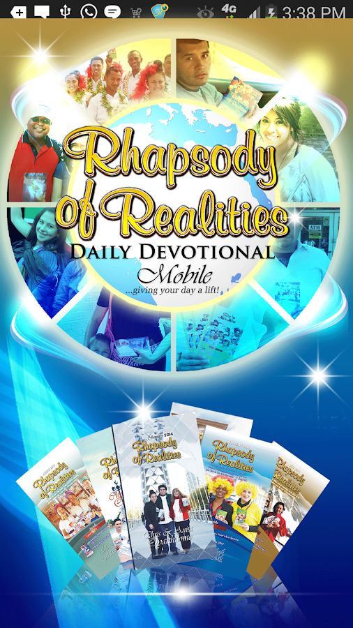 Rhapsody of Realities- screenshot