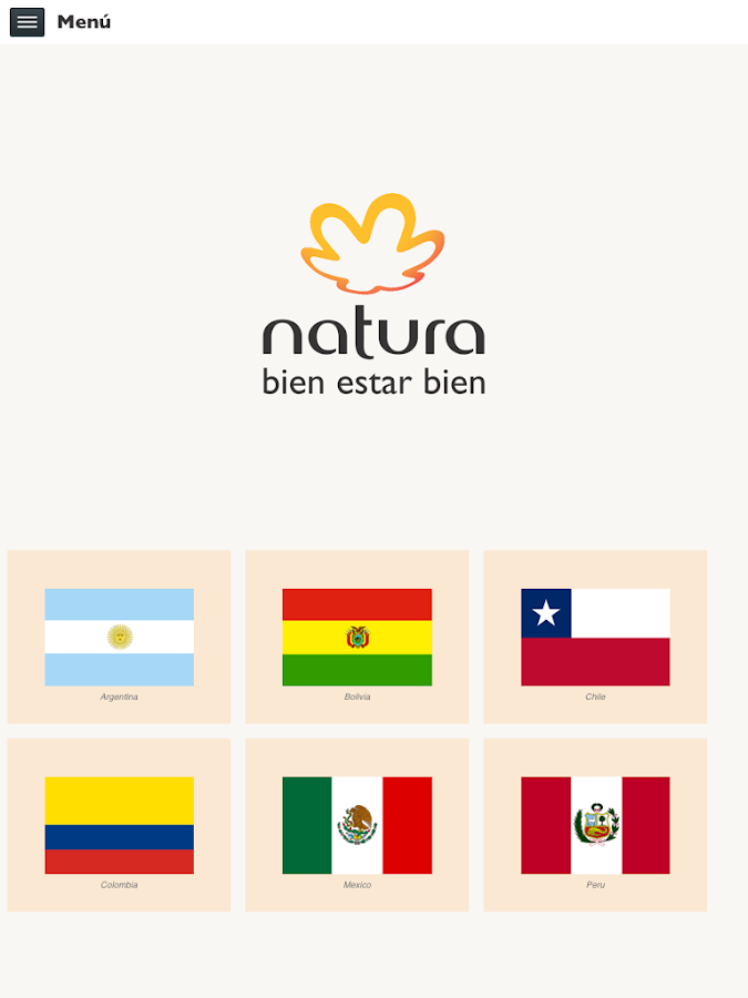Revista Natura- screenshot