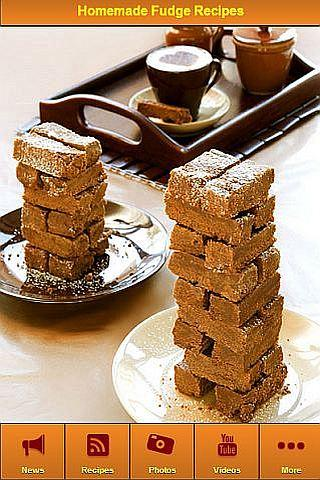 Homemade Fudge Recipes FREE