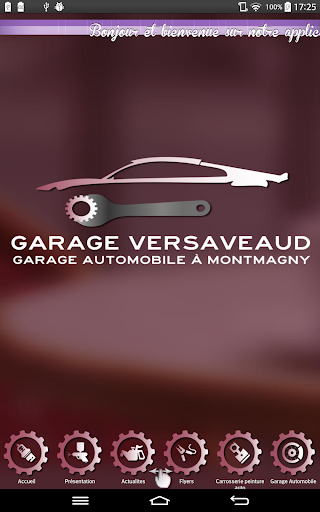 FTA Garage Versaveaud