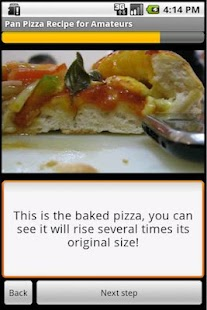 Pan Pizza Dough Recipe - screenshot thumbnail